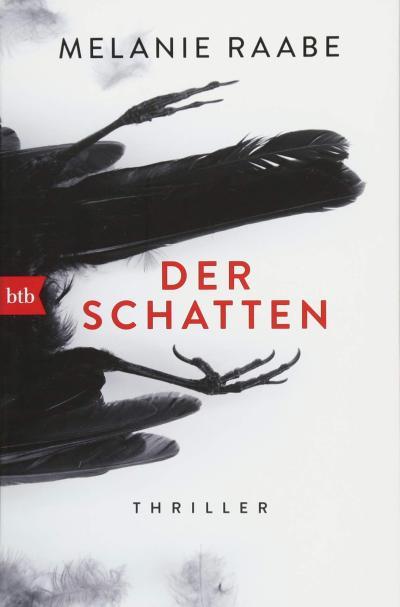 Buchcover Der Schatten von Melanie Raabe
