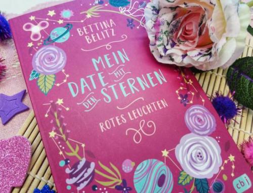 Artikelbild Mein Date mit den Sternen 2 – Rotes Leuchten von Bettina Belitz