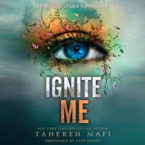 Rezension Shatter Me 3 – Ignite Me von Tahereh Mafi