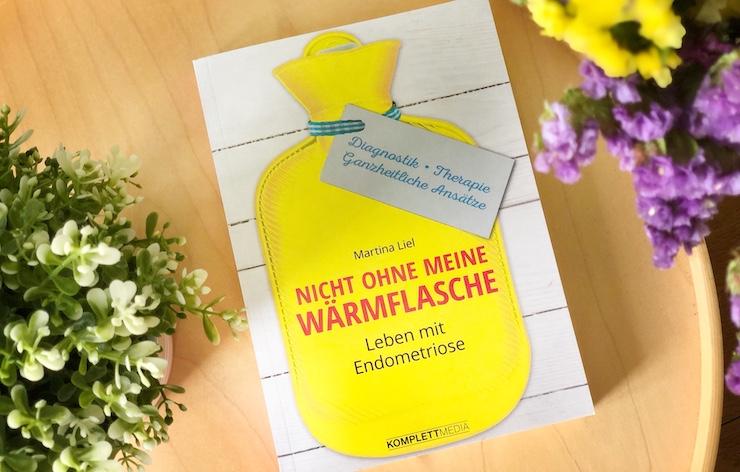 Buchtipp Leben mit Endometriose von Martina Liel