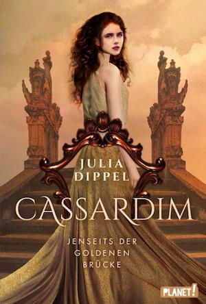 Cover Cassardim Jenseits der goldenen Brücke Julia Dippel
