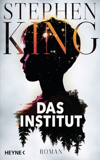 Cover Das Institut Stephen King