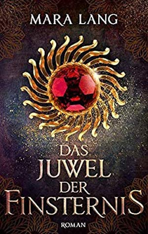 Cover Das Juwel der Finsternis Mara Lang