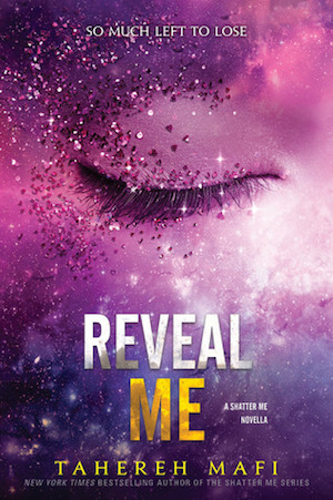 Cover Reveal Me Tahereh Mafi