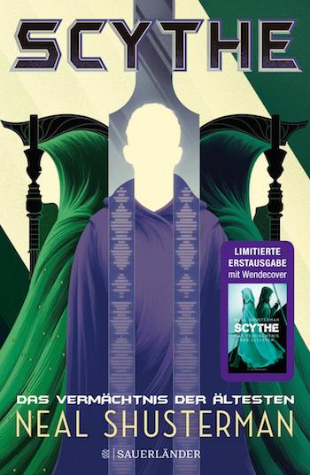 Scythe 3 Das Vermächtnis der Ältesten Neal Shusterman