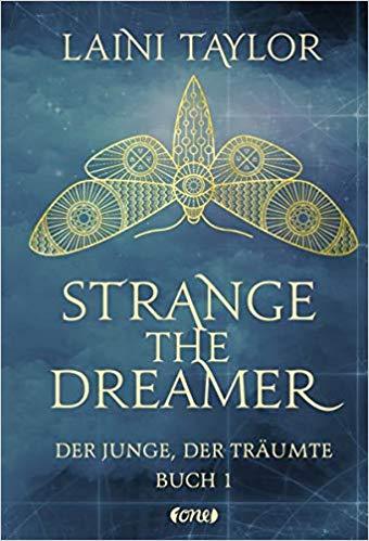 Cover Strange the Dreamer Der Junge, der träumte Laini Taylor