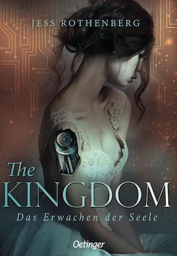 Cover The Kingdom: Das Erwachen der Seele Jess Rothenberg