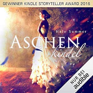 Hörbuch-Cover Aschenkindel Halo Summer