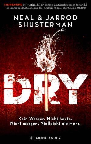 Buchcover Dry Neal Shusterman