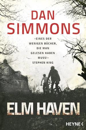 Buchcover Elm Haven Dan Simmons