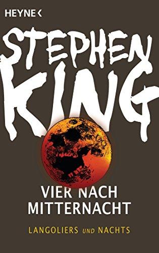 Buchcover Vier nach Mitternacht Stephen King