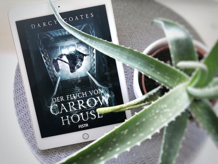 Artikelbild Der Fluch von Carrow House Darcy Coates